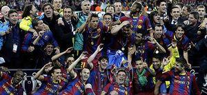 Foto: El Barça está a un título de igualar el palmarés histórico del Real Madrid