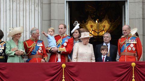 La reaparición de Kate Middleton y la presencia de George marcan el Trooping the Colour