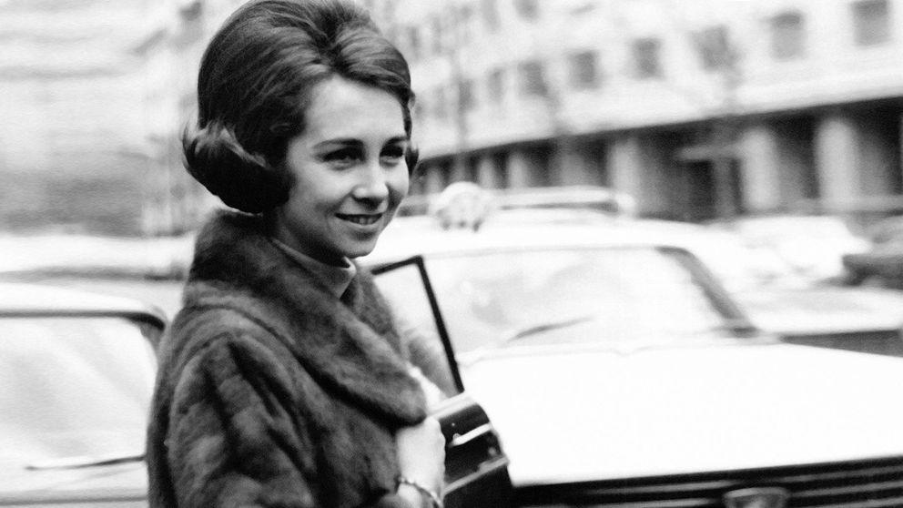 El día en el que la reina Sofía 'volvió a nacer' (hace ahora 60 años)