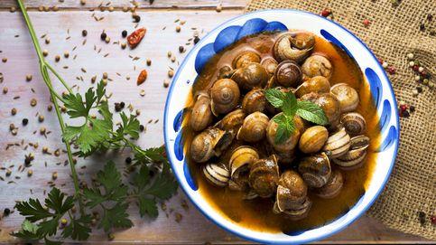 Date a los caracoles: todo proteínas y sin apenas grasa