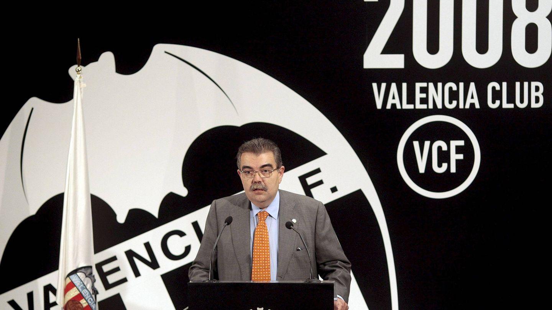 Juan Soler fue el impulsor de la fallida operación Mestalla. (EFE)