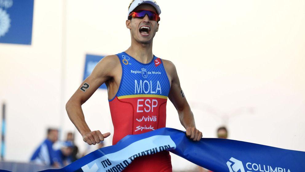 Mario Mola gana por tercera vez, pero quiere hacerlo cuando esté Noya
