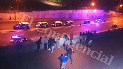 Finaliza el motín en el CIE de Aluche después de 11 horas de disturbios