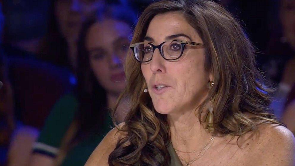 Paz pide perdón por el doloroso comentario al venezolano de 'Got Talent'