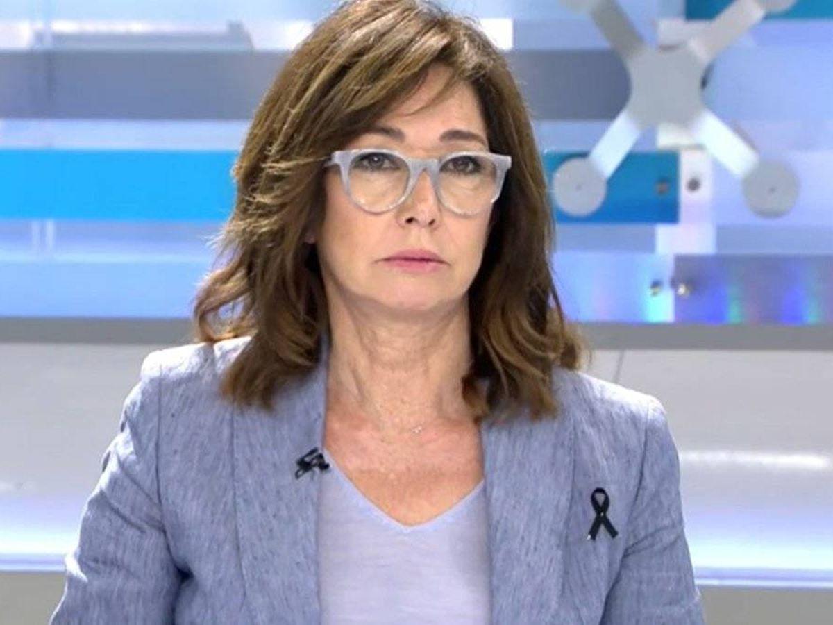 Foto: Ana Rosa, en 'El programa de AR'. (Telecinco)