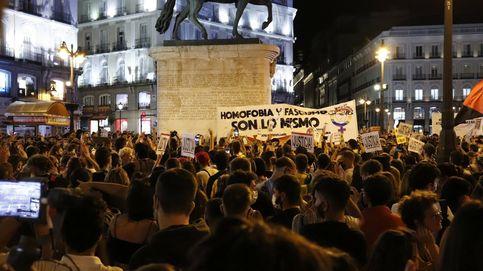 Las palizas y los asesinatos son muy reales: protesta en Madrid contra las agresiones homófobas