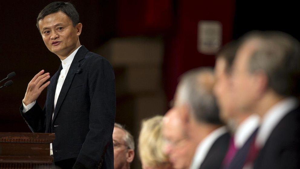 Jack Ma: Eres mucho más feliz con 12 $ al mes que ganando miles de millones