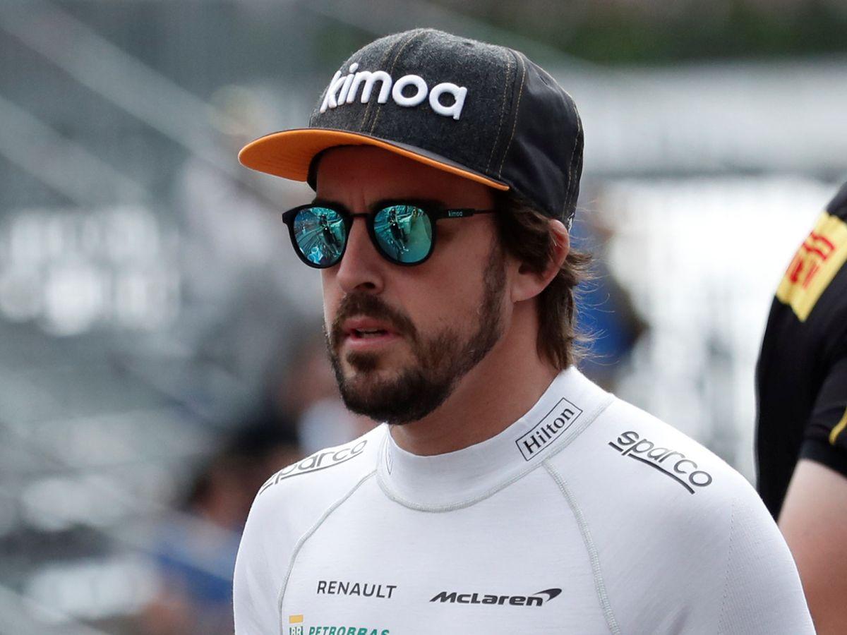 Foto: Fernando Alonso, en una imagen de archivo. (Reuters)