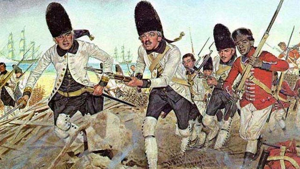 La inolvidable batalla de Pensacola: eran pocos, pero tenían decisión