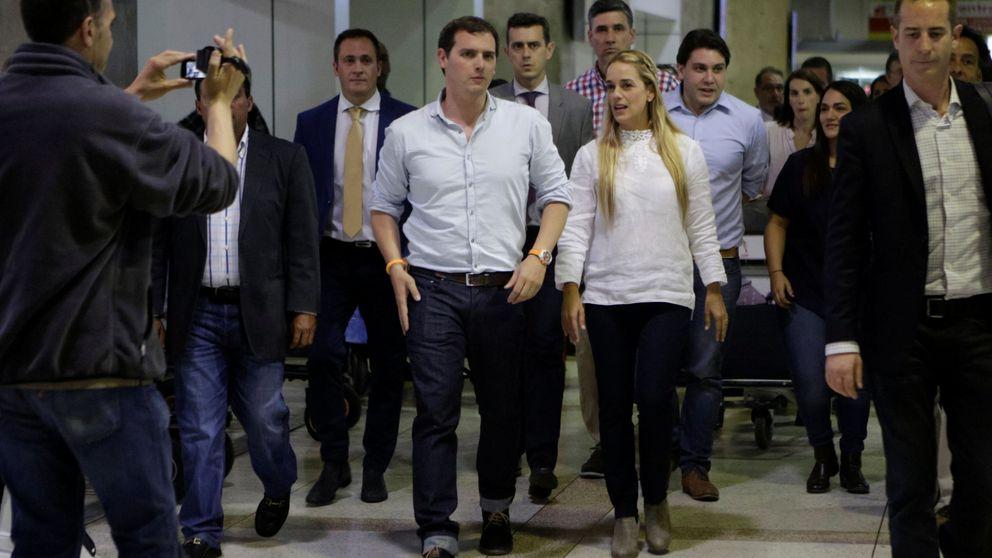 Venezuela invita a Podemos para que explique su financiación con Rivera como testigo