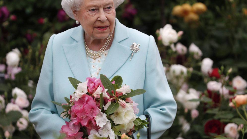 Foto: La reina Isabel II en una imagen de archivo. (Reuters)