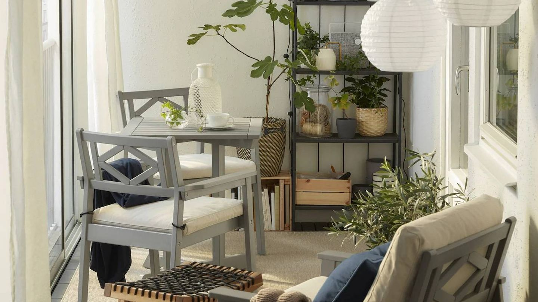 Una estantería o una mesa de Ikea pueden marcar la diferencia. (Cortesía)