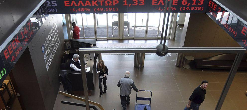 Foto: Shock en Grecia: el adelanto electoral hunde la bolsa un 13% y dispara el tipo del bono
