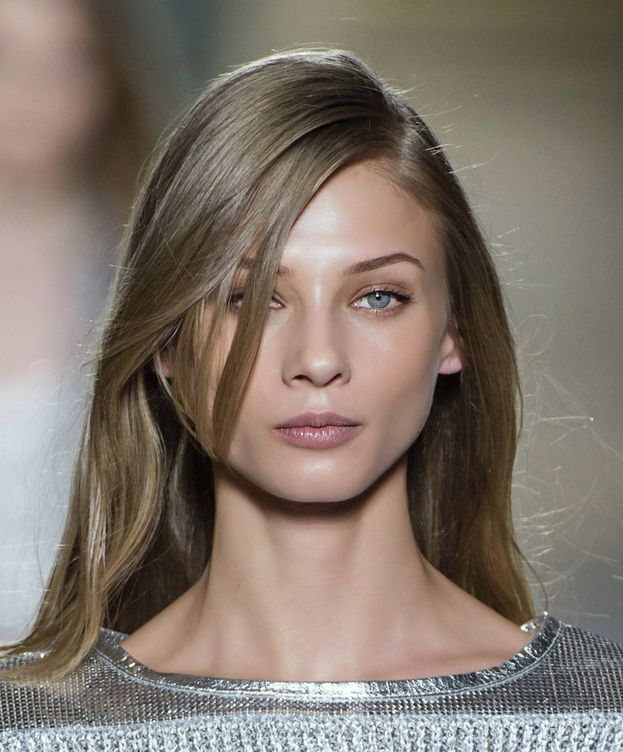Foto: ¿Te imaginas tu pelo completamente liso? (Imaxtree)