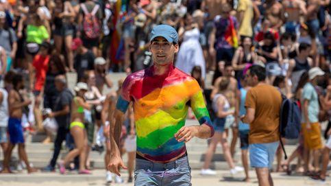 El Orgullo de Tel Aviv y el GP de Barcelona: el día en fotos