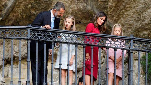 La complicidad de Felipe VI y la princesa de Asturias (y otras fotos que no te debes perder)