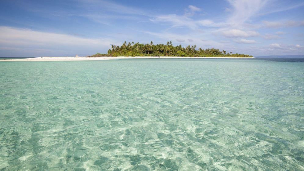 Foto: La isla de Ceram, en el centro del archipiélago de las Molucas (Foto: Gtres)