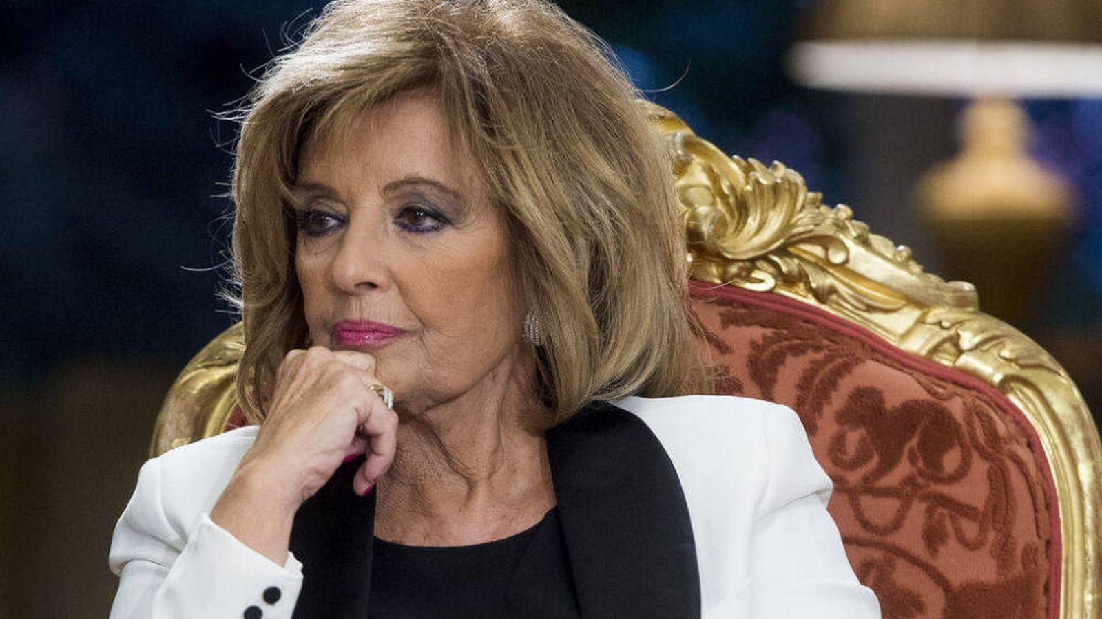 Foto:  María Teresa Campos. (Mediaset)