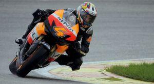 Andrea Dovizioso, el más rápido en los libres de Moto GP