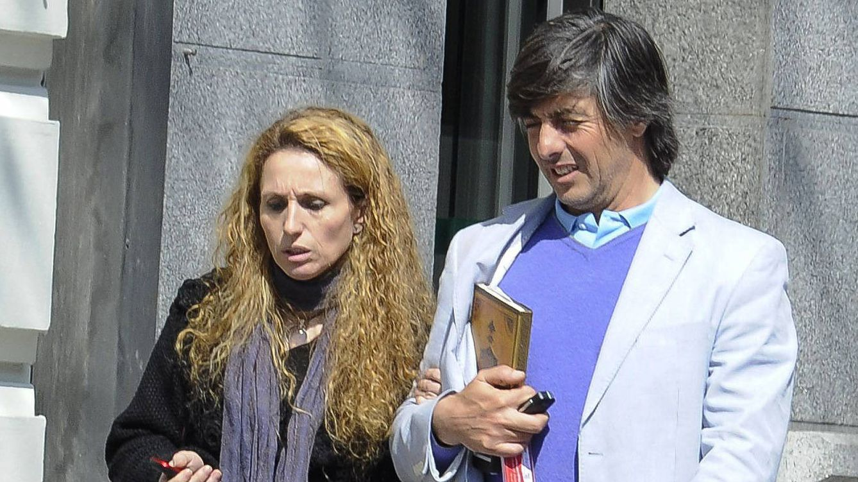 Foto: Yolanda García Cereceda y su marido, Jaime Ostos. (Getty)