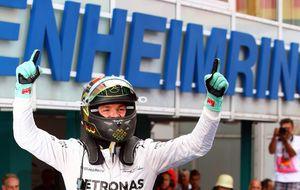 Del momento mágico de Rosberg al vaso medio lleno de Hamilton