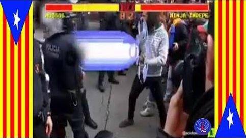 Street Fighter en Cataluña