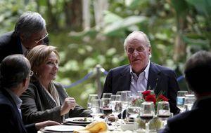 El Rey rechazó operarse en La Paz, el hospital público donde murió Franco