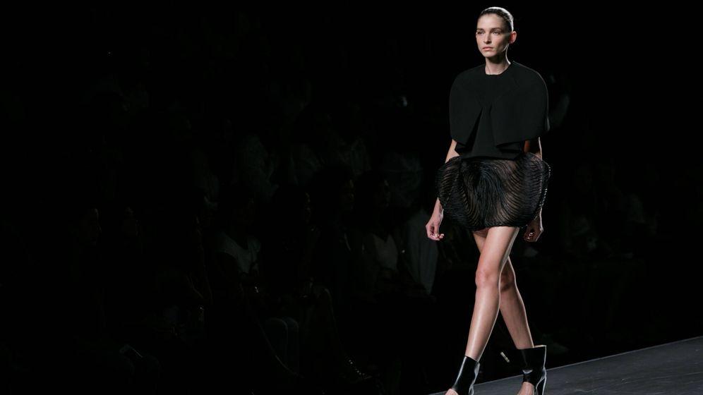 Foto: La moda ecléctica de Amaya Arzuaga (Getty)