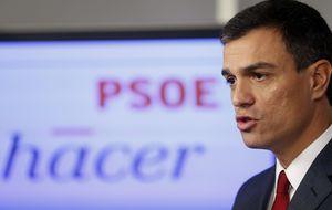 Sánchez elude apoyar la ley de partidos pactada entre PP y PSOE
