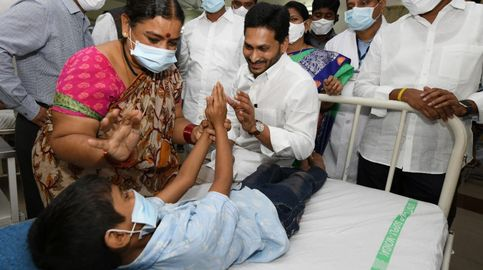 Hallan plomo y níquel en 500 pacientes de una desconocida enfermedad en India