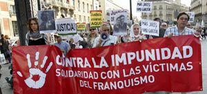 La justicia argentina reabre la causa por los crímenes del franquismo