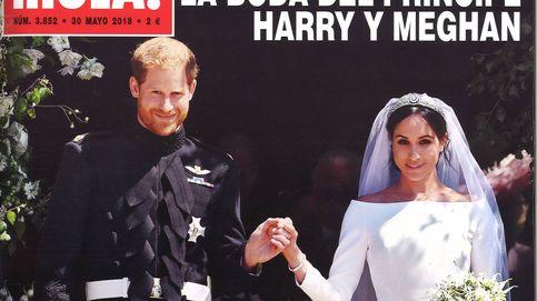 Las revistas se vuelcan con especiales de la boda de Harry y Meghan Markle