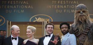 Post de Solo contra Han Solo: Ron Howard liquida en Cannes el carisma del mito de 'Star Wars'