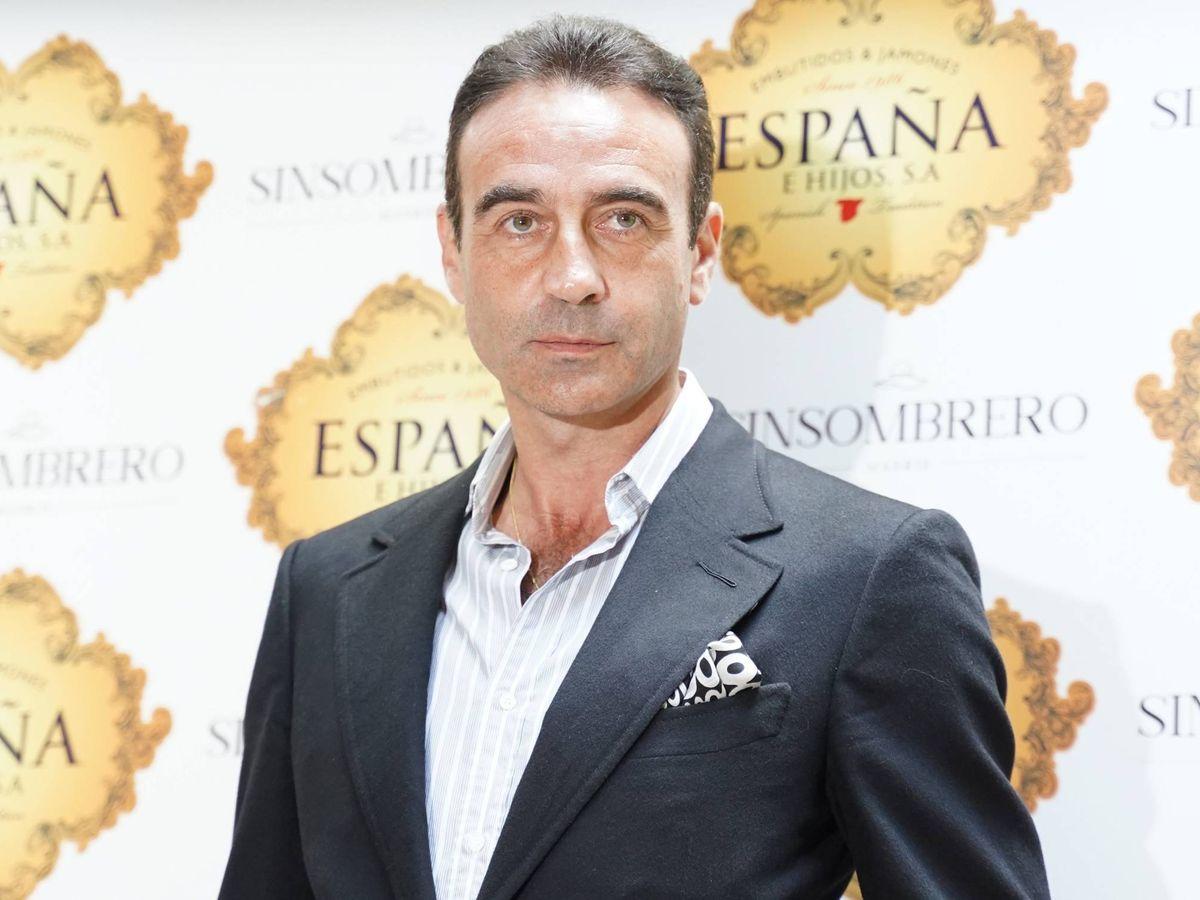 Foto: Enrique Ponce, en una presentación. (Cordon Press)