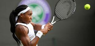 Post de Así tumbó Cori Gauff (15 años) a Venus Williams en Wimbledon e hizo historia