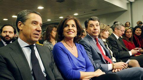 González y Zaplana pactaron en febrero con un 'testaferro' un negocio de aguas residuales