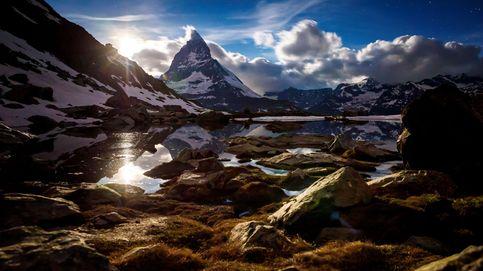 Montaña Matterhorn en Suiza