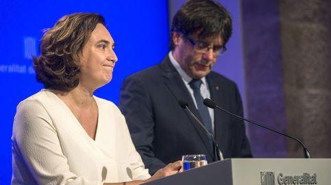 Colau no pide el dictamen sobre las urnas y ERC la amenaza con aliarse con el PDeCAT