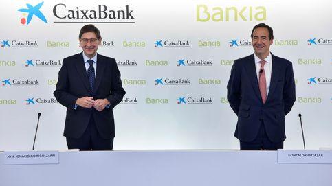 Así queda el cuadro de mando de CaixaBank tras la integración de Bankia