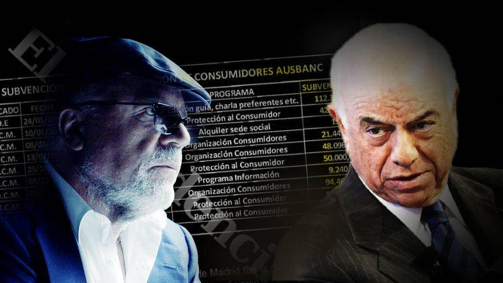 La Audiencia Nacional imputa a Francisco González por los trabajos de Villarejo al BBVA