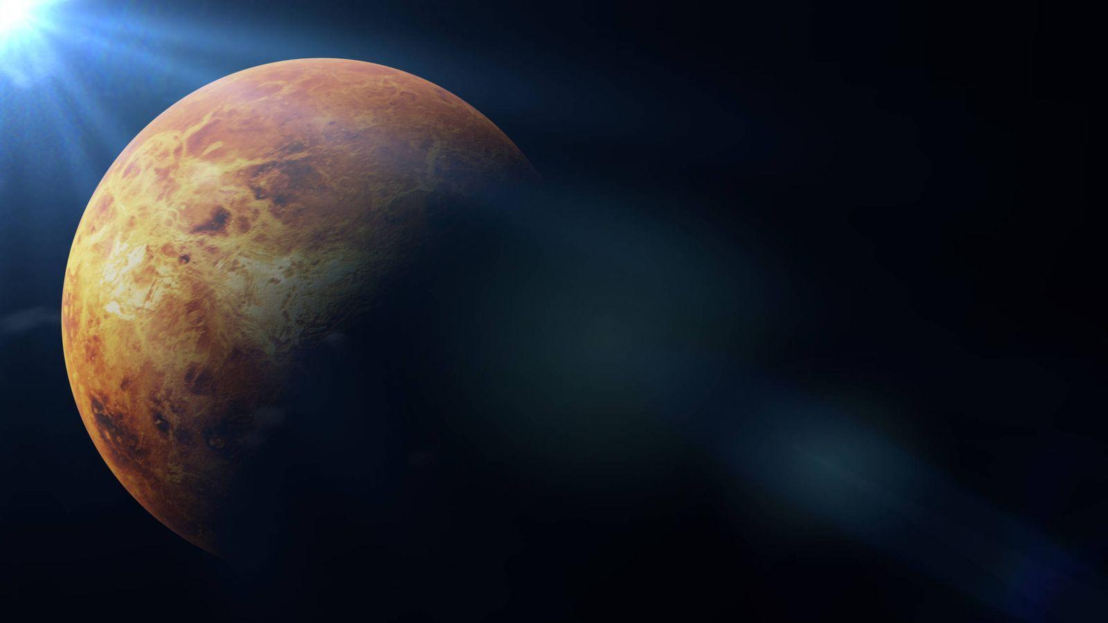 Importante descubrimiento en Venus y no, no significa que haya vida extraterrestre