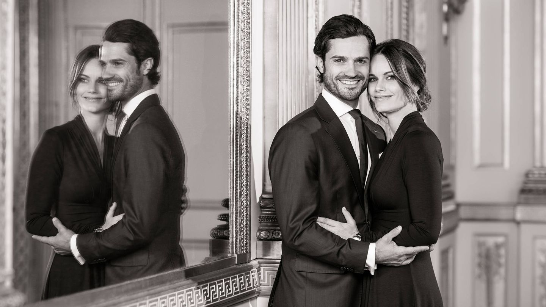 Carlos Felipe y Sofía de Suecia han anunciado que esperan su tercer hijo. (Casa Real de Suecia)