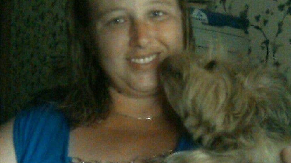 Foto: Tammie Hedges, con uno de sus animales (Foto: Facebook)