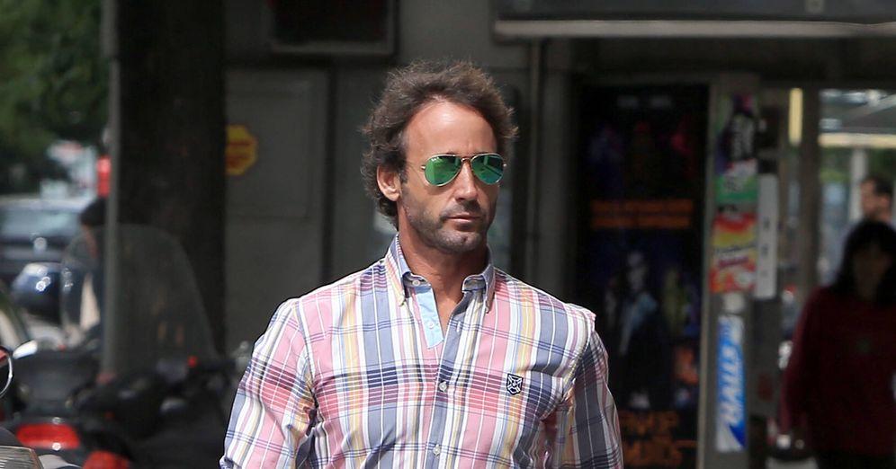 Foto: Álvaro Muñoz Escassi en una imagen de archivo. (Gtres)