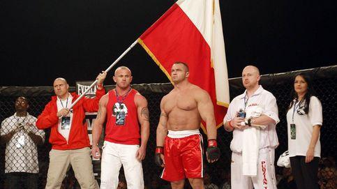 Cómo enloquece Polonia con los combates de artes marciales mixtas
