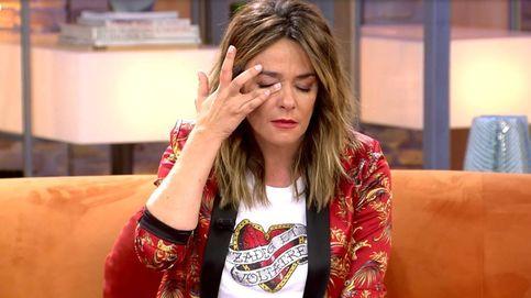 Toñi Moreno, emocionada tras el último mensaje de Aless Lequio: Me supera