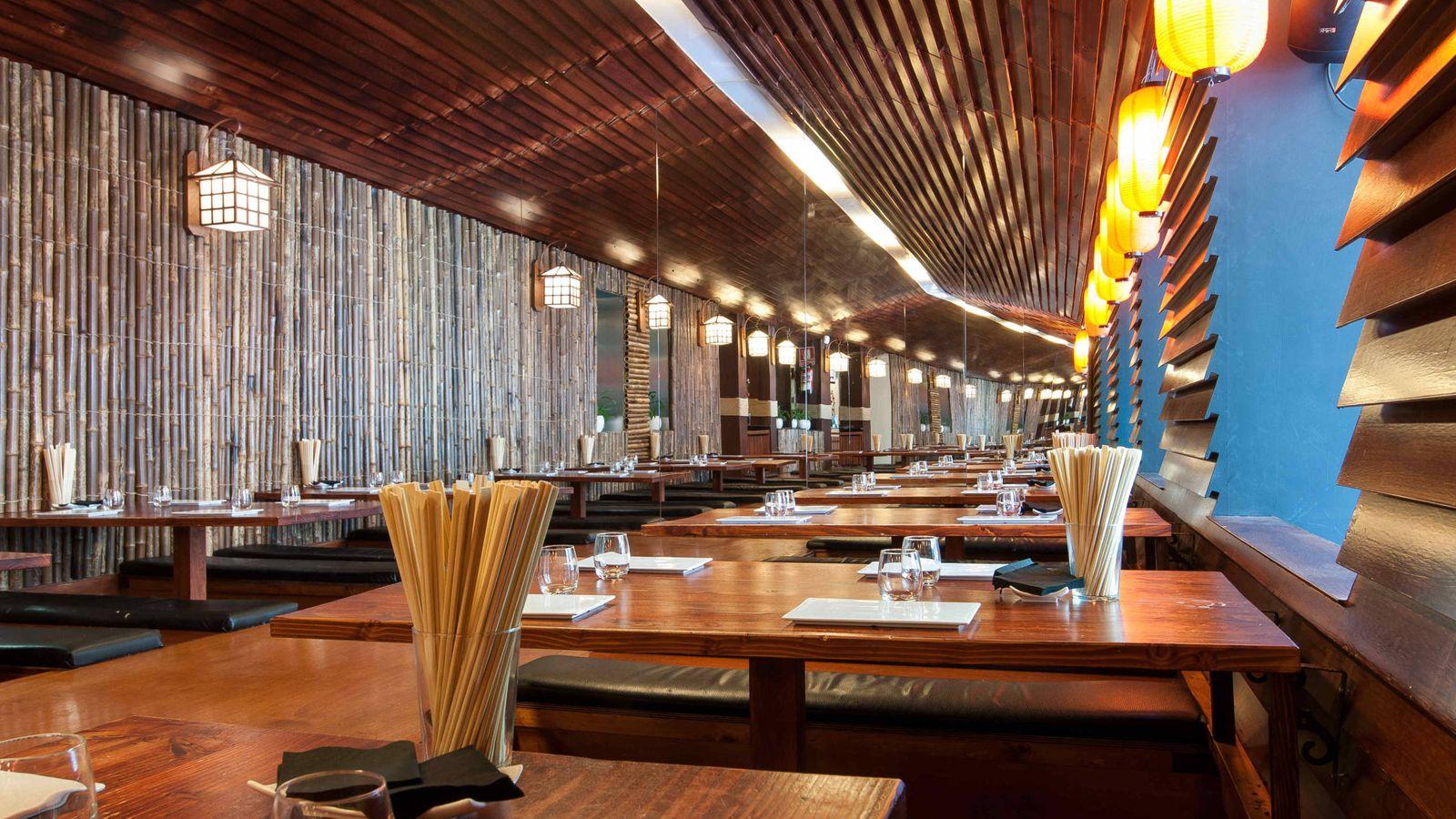 Foto: Restaurante japonés Hattori Hanzo. (Cortesía)