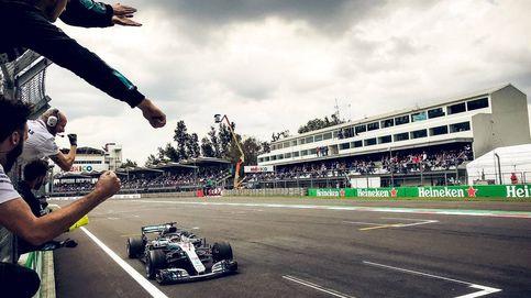 Las mejores imágenes del GP de México de Fórmula 1