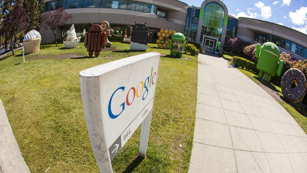 Trabajar en Google engorda y otras leyendas de los gigantes de internet