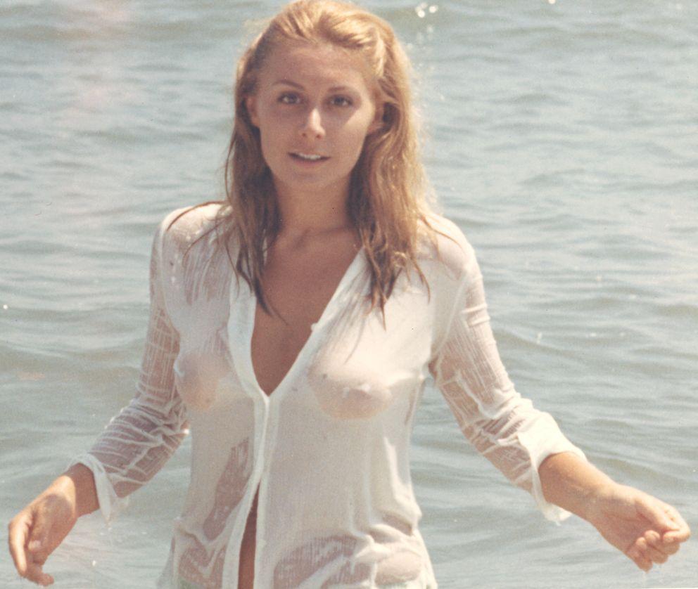 Fiorella Faltoyano, en la década de los 70